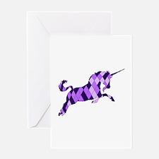 Unicorn Greeting Cards