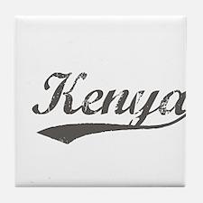 Kenya Flanger Tile Coaster