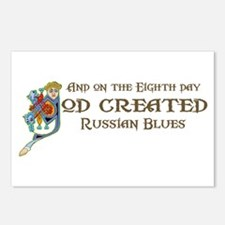 God Created Blues Postcards (Package of 8)