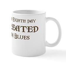 God Created Blues Mug
