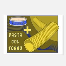 Unique Pastafarian Postcards (Package of 8)