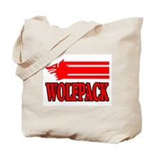 US NAVY VF-1 WOLFPACK Tote Bag