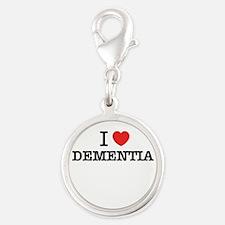 I Love DEMENTIA Charms