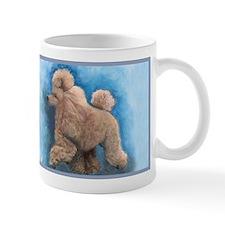 Apricot Toy Poodle Mug