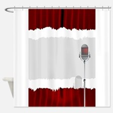 stand up shower curtains stand up fabric shower curtain
