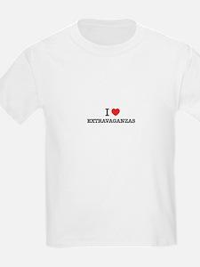 I Love EXTRAVAGANZAS T-Shirt