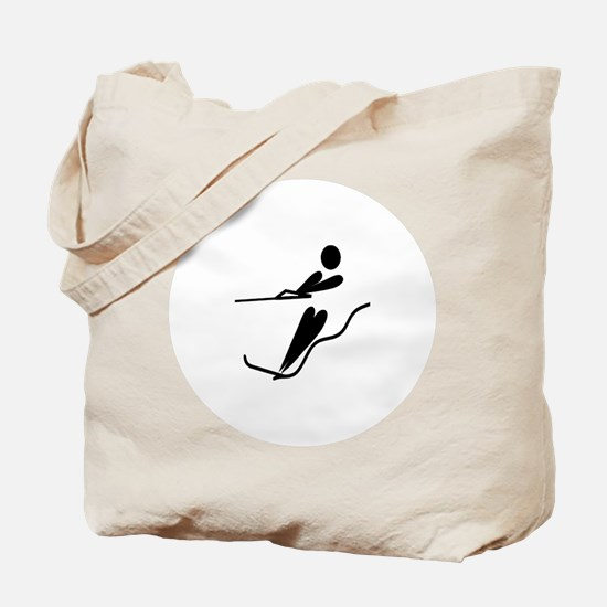 Team Waterski Tote Bag