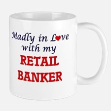 Madly in love with my Retail Banker Mugs