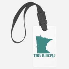 Minnesota - This Is Home Luggage Tag