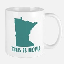 Minnesota - This Is Home Mug