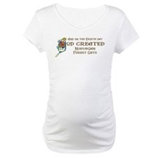 God Created Wegies Shirt