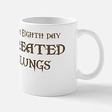God Created Nebelungs Mug
