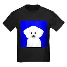 Poodle (White) T