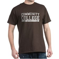community college. it's easier! T-Shirt