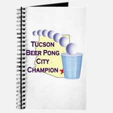 Tucson Beer Pong City Champio Journal
