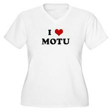 I Love MOTU T-Shirt
