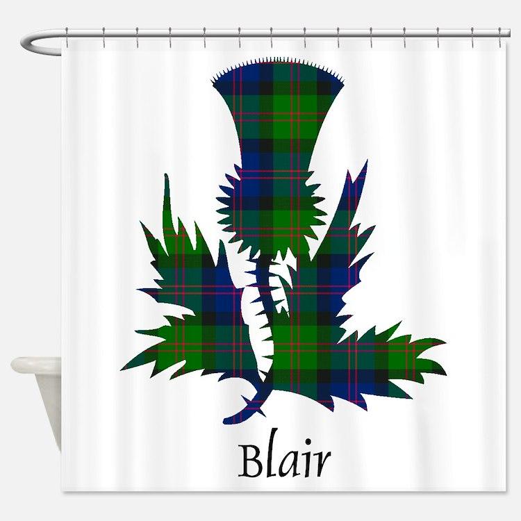Thistle - Blair Shower Curtain