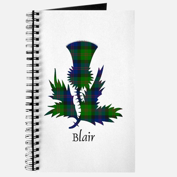 Thistle - Blair Journal