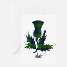 Thistle - Blair Greeting Card