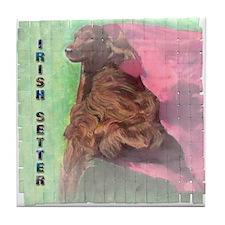 Irish Setter - Agility 2 Tile Coaster