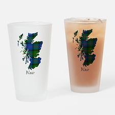 Map - Blair Drinking Glass
