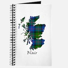 Map - Blair Journal