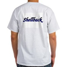 Shellback Ash Grey T-Shirt
