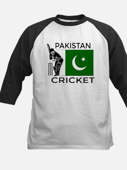 Pakistan Cricket Kids Baseball Jersey