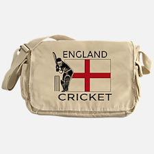 England Cricket Messenger Bag
