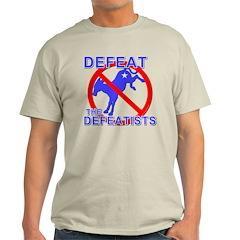 Defeat Defeatist Democrats T-Shirt
