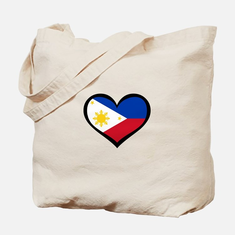 Filipino Love Tote Bag