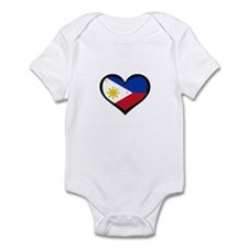 Filipino Love Infant Bodysuit