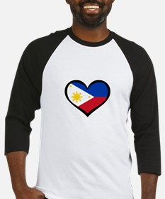 Filipino Love Baseball Jersey