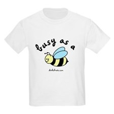 busy as a bee T-Shirt