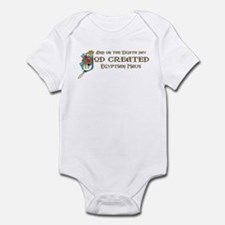 God Created Maus Infant Bodysuit