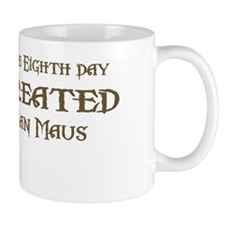 God Created Maus Mug