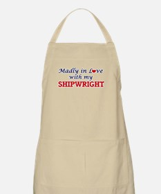 Madly in love with my Shipwright Apron