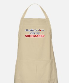 Madly in love with my Shoemaker Apron