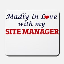Madly in love with my Site Manager Mousepad