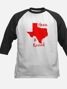 Texas - Born & Raised Tee