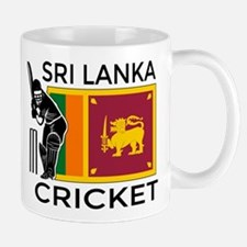 Sri Lanka Cricket Mug