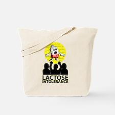 Lactose Intolerance Tote Bag