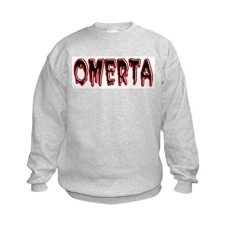 Omerta Kids Sweatshirt
