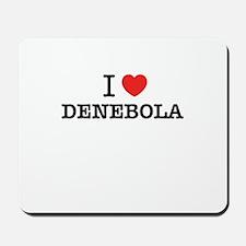 I Love DENEBOLA Mousepad