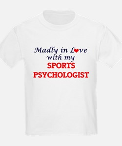 Madly in love with my Sports Psychologist T-Shirt