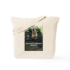 Beware the Wheaten Greetin' Tote Bag