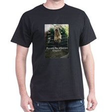 Beware the Wheaten Greetin' T-Shirt