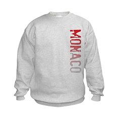 Monaco Stamp Sweatshirt