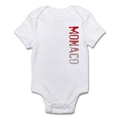Monaco Stamp Infant Bodysuit