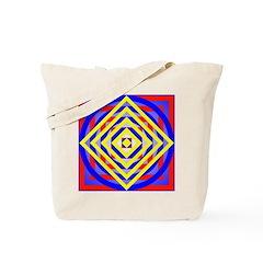 275e.color grometrik.. Tote Bag